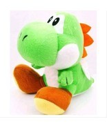 Plush doll Yoshi Toys  Dolls with suction gifts for Children 17cm - £12.72 GBP