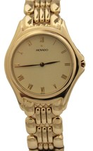 Movado Museum 14K Yellow Solid Gold Quartz 74-19-880 35mm 61.50 gram 198... - $2,800.00