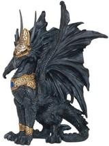 9.25 Inch Dragon Statue Figurine Figure Fantasy Myth Collectible Magic - $35.00