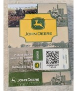John Deere Collectible Playing Cards Leaping Deer Design - $5.99