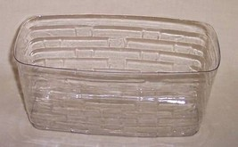 Longaberger Hostess Appreciation Basket 2004 Plastic Protector Only New Genuine - $10.84