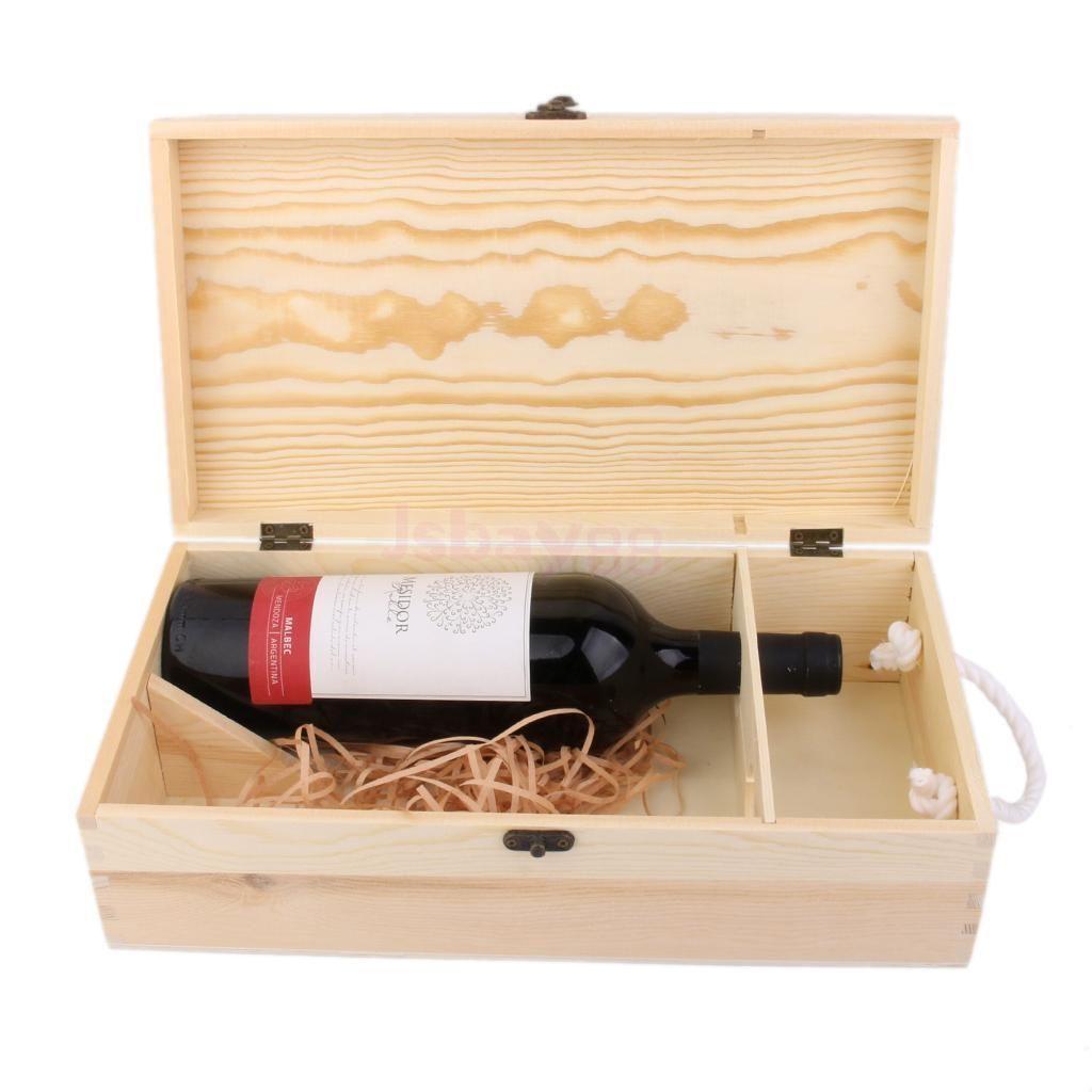 Вино в деревянном ящике подарок 11