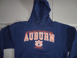 Auburn Tigers Russell Athletic SEWN 50-50 NCAA Hooded Hoodie Sweatshirt Adult M - $32.66