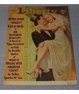 Liberty Magazine June 4, 1937 H.G. Wells - $13.95