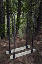Adjustable Length Log Rack - $38.95