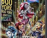 MONSTER HIGH DVD - BOO YORK, BOO YORK (2015) - NEW UNOPENED