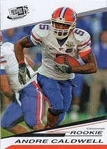 Florida   Andre Caldwell 2008 Press Pass # 39 - $1.25