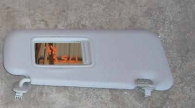 1753  right sun visor 1753