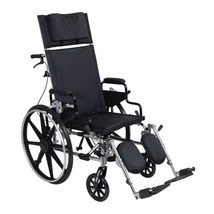 Drive Medical Viper Plus GT With Detachable Full Arms 18'' - $634.99