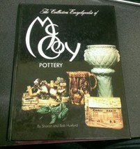 Book: The Collector's Encyclopedia of McCoy Pottery by Huxford  first ed... - $18.53