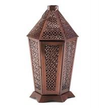 Byzantine Pewter Candle Lantern - $42.00