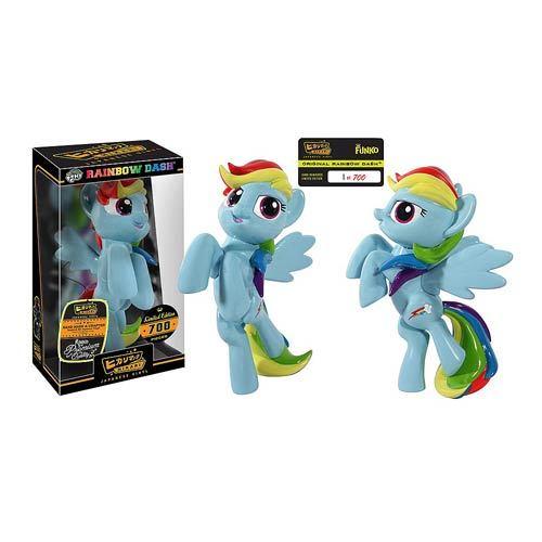Image 2 of My Little Pony Limited Edition 2015, Rainbow Dash Hikari Vinyl Figure Funko