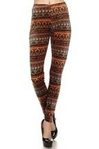 Women's Velour Full Length Cold Weather Legging, (Venetian, One Size) - $16.82