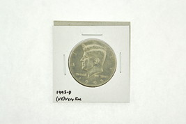 1995-D Kennedy Half Dollar (VF) Very Fine N2-3872-5 - $5.99