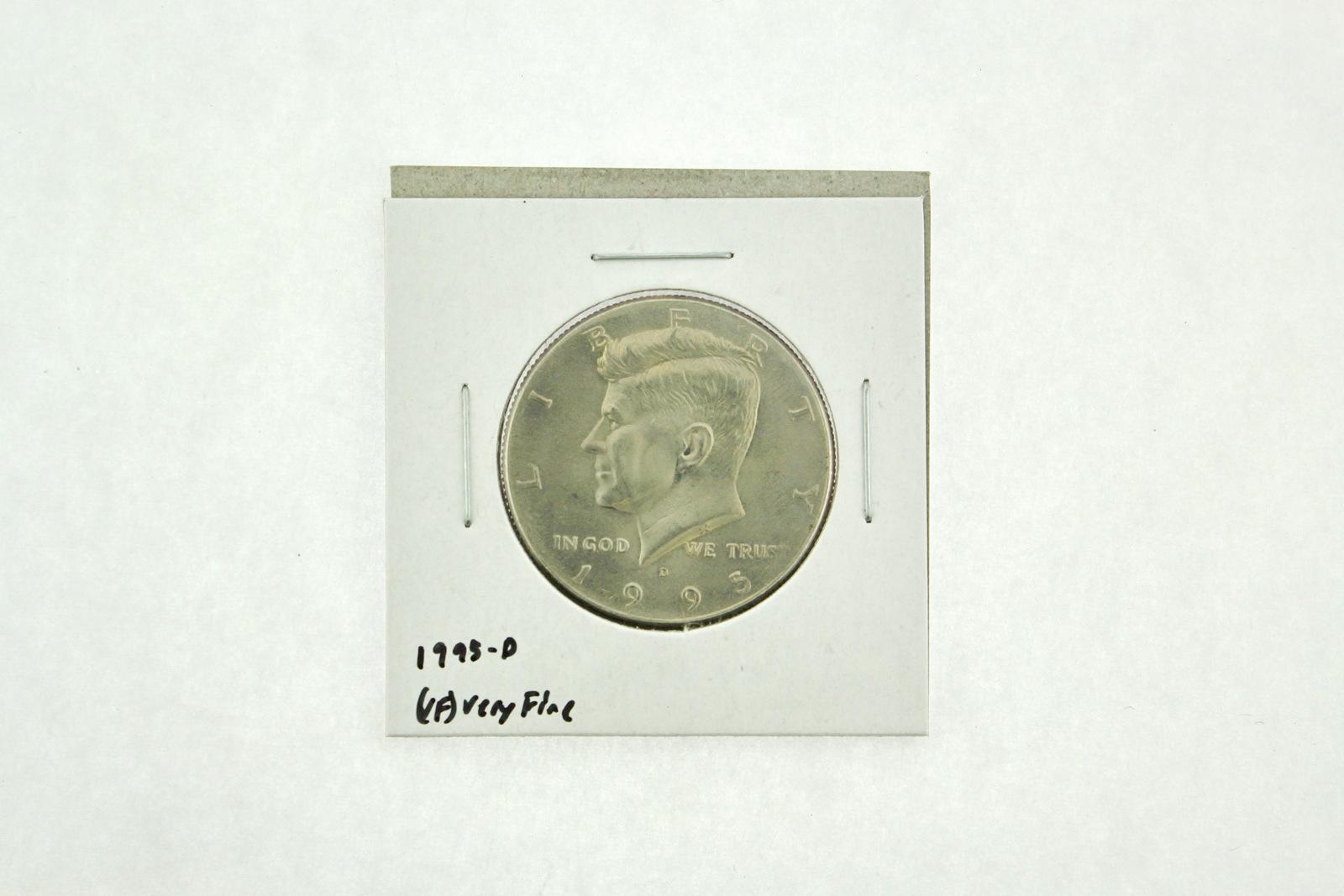 1995-D Kennedy Half Dollar (VF) Very Fine N2-3872-6