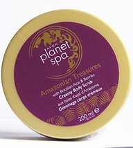 Avon Planet Spa Amazonian Treasures Creamy Body Scrub 200ml - 6.7oz [Misc.] - $9.79
