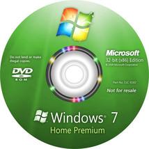 Windows 7 OS - $35.00