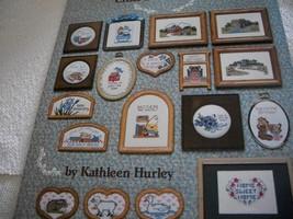 Cross Stitch Projects - $5.00