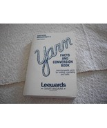 Yarn: Facts and Conversion Book - $5.00