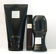 AVON Little Black Dress, Chic in Black Set, Purse spray deo roll on body... - $20.58