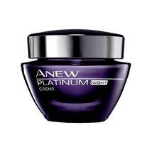 Avon Anew Platinum Night Cream 1.7oz Full Size [Health and Beauty] - $20.58
