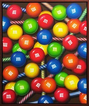 "Dan Meyer ""M&M Pixie Sweetness"" - Original Acrylic/Canvas - COA - See Live - $9,500.00"