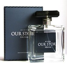 Avon Our Story Eau De Toilette En Vaporisateur 75ml - 2.5oz For Him [Misc.] - $23.51