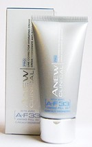 Avon Anew Clinical PRO Line Corrector Hydrating Cream - With Avec A-F33 - 30m... - $17.64