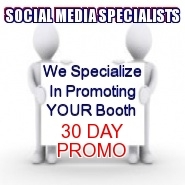 Social Media Specialists 30 Day Twitter Package + Media