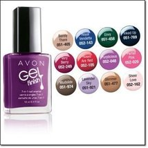 Avon Gel Finish 7 in 1 Nail Enamel Barely There [Misc.] - $8.81