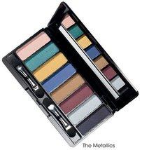 Avon True Color 8 in 1 Eyeshadow Palette - The Metallics Y904 [Misc.] - $9.79