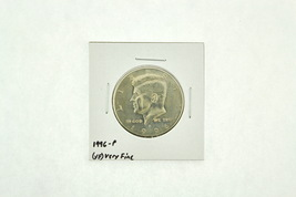 1996-P Kennedy Half Dollar (VF) Very Fine N2-3888-4 - $5.99
