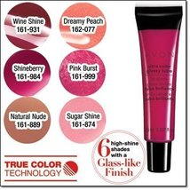 AVON Ultra Color Glossy Tube lip gloss (Dreamy Peach) [Misc.] - $7.83