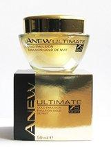 Avon Anew Ultimate 7s Night Gold Emulsion 50 Ml (1.7oz) [Misc.] - $29.39