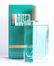 Avon Individual Blue Free Eau De Toilette 3.4oz - 100ml - For Him [Misc.] - $24.49