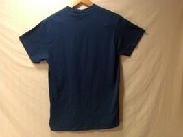 Delta Pro Weight Mens Hawaii Blue  T-Shirt, Size Medium image 2