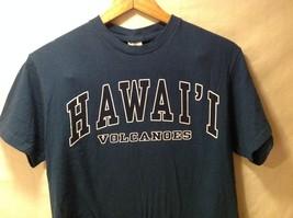 Delta Pro Weight Mens Hawaii Blue  T-Shirt, Size Medium image 3