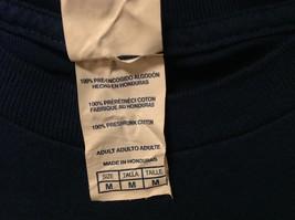 Delta Pro Weight Mens Hawaii Blue  T-Shirt, Size Medium image 7