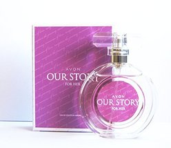 Avon Our Story for Her Eau de Toilette Spray [Misc.] - $24.50