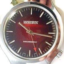 "1970'S VINTAGE MAN'S OLD STOCK KRONOTRON WATCH ""SUPER NICE"" - $34.11 CAD"
