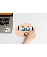 Korea Naver LINE Friends BOSS Character Mouse Pad Desktop Computer Acc L... - $12.19