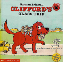 Clifford - 4  Books. Classic Clifford Stories,ClassTrip, Teacher's Pet, ... - $9.00