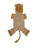 Casual Canine Jungle King Dog Costume, X-Large, Orange - $34.95