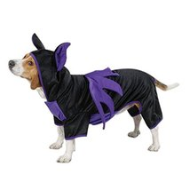 Casual Canine Polyester Bat Dog Costume, Medium, 16-Inch - $44.95