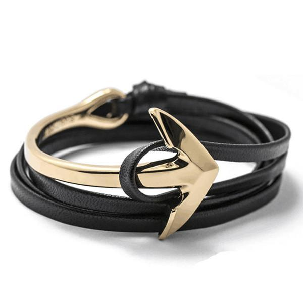 Primary image for Halfbend Anchor Handmade Vintage Bracelet FREE SHIPPING WORLDWIDE