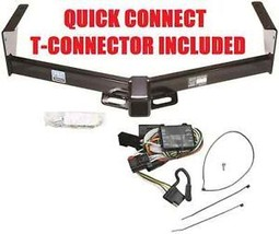 "Trailer Hitch W/ Wiring Kit ~ Fast Shipp ~ 2"" Receiver - $190.39"