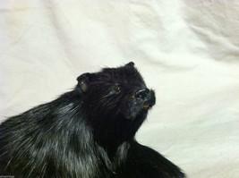North American Black Bear Animal Figurine - recycled rabbit fur image 4