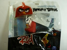 Angry Birds Collectible Figure - Red - 2 Inch Collectible Figure - $8.07