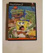 Spongebob: Revenge of the Flying Dutchman - (Sony Playstation 2, 2002) ~... - $7.83