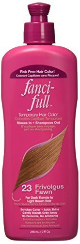 Fanci-Full Temporary Hair Color - 23 Frivolous Fawn: 9 OZ
